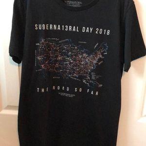 Supernatural tee shirt